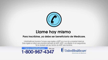 UnitedHealthcare TV Spot, 'AARP Medicare Complete' [Spanish] - Thumbnail 9