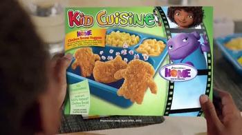 Kid Cuisine TV Spot, 'DreamWorks Animation: Home' - Thumbnail 7