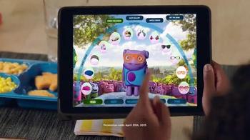 Kid Cuisine TV Spot, 'DreamWorks Animation: Home' - Thumbnail 8