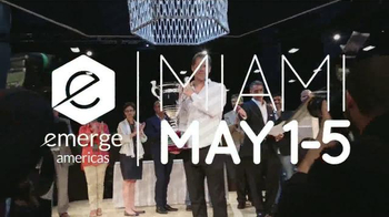 Emerge Americas TV Spot, '5 Day Event'