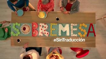 Target TV Spot, 'Sobremesa' [Spanish] - 222 commercial airings