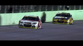 Chevrolet TV Spot, 'NASCAR Dominance: Most-Awarded Car Company of 2014' - 7 commercial airings