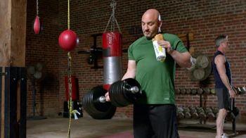 Subway Sweet Onion Chicken Teriyaki TV Spot, 'Weight Room' Feat. Joe Gibbs - 47 commercial airings