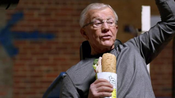 Subway Sweet Onion Chicken Teriyaki TV Spot, 'Weight Room' Feat. Joe Gibbs - Thumbnail 4
