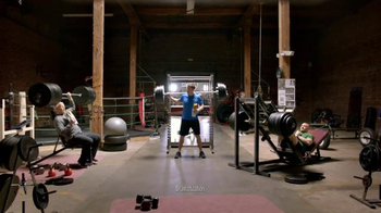 Subway Sweet Onion Chicken Teriyaki TV Spot, 'Weight Room' Feat. Joe Gibbs - Thumbnail 5