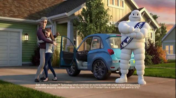 Michelin TV Spot, 'Protect Her Down the Road' - Thumbnail 7