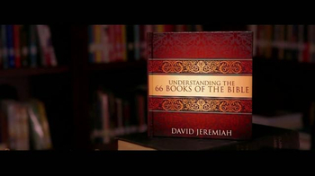 Turning Point with Dr. David Jeremiah TV Spot, '66 Books of the Bible'