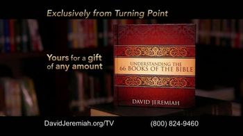 Turning Point with Dr. David Jeremiah TV Spot, '66 Books of the Bible' - Thumbnail 4
