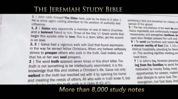 Turning Point with Dr. David Jeremiah TV Spot, '66 Books of the Bible' - Thumbnail 7