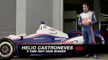 AAA TV Spot, 'Drive Safe: How to Train Your Dragon' Feat. Helio Castroneves - Thumbnail 3