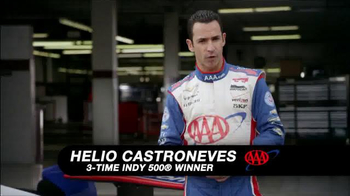 AAA TV Spot, 'Drive Safe: How to Train Your Dragon' Feat. Helio Castroneves - Thumbnail 4