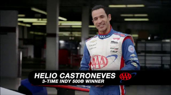 AAA TV Spot, 'Drive Safe: How to Train Your Dragon' Feat. Helio Castroneves - Thumbnail 5