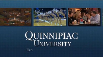 Quinnipiac University TV Spot, 'Warmth and Spirit' - Thumbnail 10