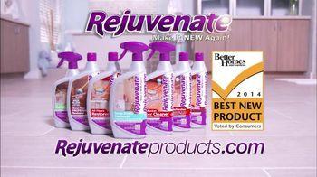 Rejuvenate Soap Scum Remover TV Spot, 'Spray and Rinse'