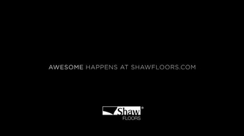 Shaw Flooring TV Spot, 'Awesome Loud Drummer Girl' - Thumbnail 9