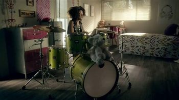 Shaw Flooring TV Spot, 'Awesome Loud Drummer Girl'