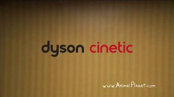 Dyson Cinetic TV Spot, 'Animal Planet Janet' - Thumbnail 10