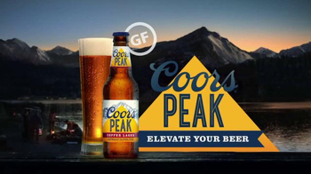 Coors Peak Copper Lager TV Spot, 'Rising Embers' Song by NEULORE - 231 commercial airings