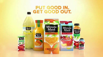 Minute Maid Premium Original Orange Juice TV Spot, 'The Goodness of Fruit' - Thumbnail 10