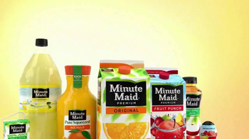 Minute Maid Premium Original Orange Juice TV Spot, 'The Goodness of Fruit' - Thumbnail 9