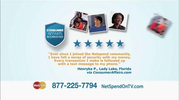 NetSpend Card TV Spot, 'Tired of Waiting?' - Thumbnail 5