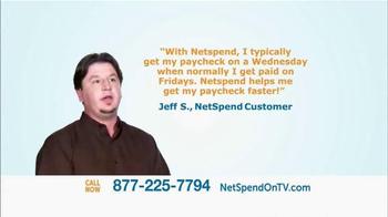 NetSpend Card TV Spot, 'Tired of Waiting?' - Thumbnail 6