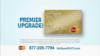 NetSpend Card TV Spot, 'Tired of Waiting?' - Thumbnail 8
