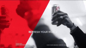Coors Light TV Spot, '#CLreFRESH' Featuring Don C, Venus X, DJ Dahi - Thumbnail 10
