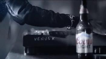 Coors Light TV Spot, '#CLreFRESH' Featuring Don C, Venus X, DJ Dahi - Thumbnail 4
