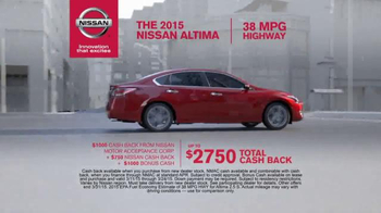 2015 Nissan Versa Note TV Spot, 'Check Out the New Models Now' - Thumbnail 6