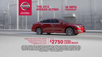2015 Nissan Versa Note TV Spot, 'Check Out the New Models Now' - Thumbnail 7