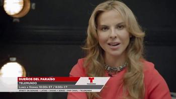 XFINITY Latino TV Spot, 'Dueños del Paraíso' Con Mary Gamarra [Spanish]