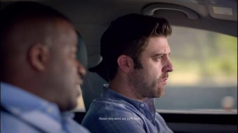 2015 Volkswagen Passat TV Commercial, 'StopDreaming, StartDriving Event:Pinch Me'