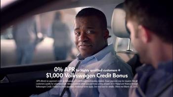 2015 Volkswagen Passat TV Spot, 'StopDreaming, StartDriving Event:Pinch Me' - Thumbnail 4