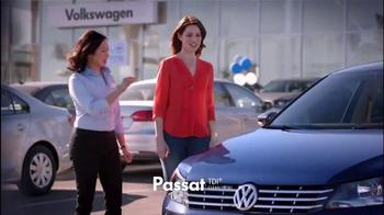 2015 Volkswagen Passat TV Spot, 'StopDreaming, StartDriving Event:Pinch Me' - Thumbnail 6