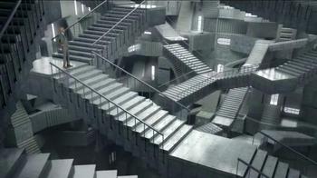 Capital One Quicksilver TV Spot, 'Shifting Stairs' Feat. Samuel L. Jackson - Thumbnail 1