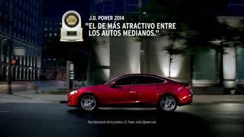 2015 Mazda6 TV Spot, 'Mia Hamm' [Spanish] - Thumbnail 5