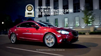 2015 Mazda6 TV Spot, 'Mia Hamm' [Spanish] - Thumbnail 6