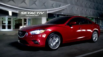 2015 Mazda6 TV Spot, 'Mia Hamm' [Spanish] - Thumbnail 7