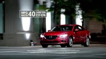 2015 Mazda6 TV Spot, 'Mia Hamm' [Spanish] - Thumbnail 8