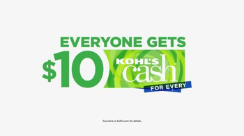 Kohl's Easter's Best Sale TV Spot, 'Yes to Your Best' - Thumbnail 9