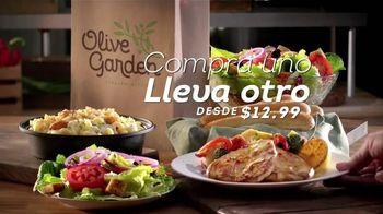 Olive Garden Compra Uno Lleva Otro TV Spot, 'Doble Deliciosa' [Spanish] - 226 commercial airings
