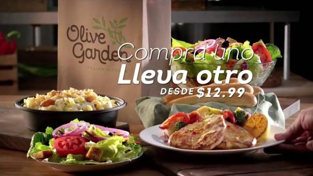 Olive Garden Compra Uno Lleva Otro TV Commercial, 'Doble Deliciosa'