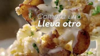 Olive Garden Compra Uno Lleva Otro TV Spot, 'Doble Deliciosa' [Spanish] - Thumbnail 2