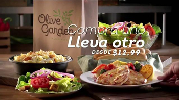 Olive Garden Compra Uno Lleva Otro TV Spot, 'Doble Deliciosa' [Spanish] - Thumbnail 3