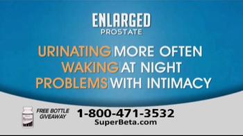 Super Beta Prostate TV Spot, 'Enlarged Prostate' - Thumbnail 3