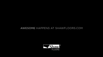 Shaw Flooring TV Spot, 'Awesome Dancing' - Thumbnail 7
