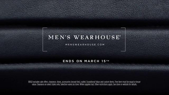 Men's Wearhouse Buy One Get One Free TV Spot, 'Even Better Savings' - Thumbnail 10