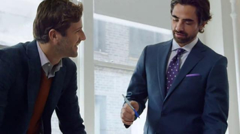 Men's Wearhouse Buy One Get One Free TV Spot, 'Even Better Savings' - Thumbnail 3