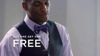 Men's Wearhouse Buy One Get One Free TV Spot, 'Even Better Savings' - Thumbnail 4